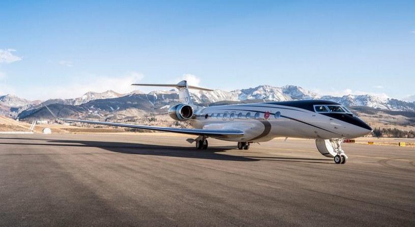 Gulfstream G700 /materiały prasowe