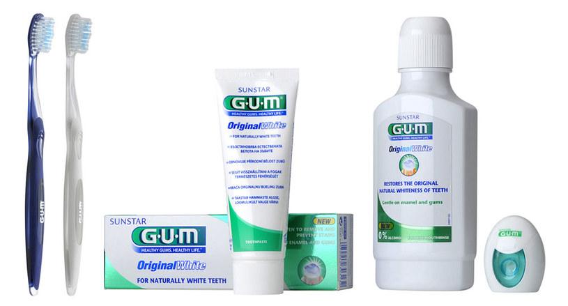 GUM Original White /materiały prasowe