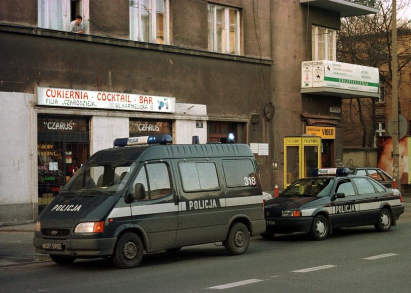 """""""Gumiś"""" postawił na nogi służby w całym Krakowie. Na szczęście nie doszło do ani jednej eksplozji (zdjęcie ilustracyjne) /East News"""