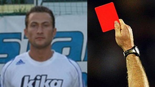 Gunduz zasłużył na dużą czerwoną kartkę. /INTERIA.PL