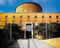 Gunnar Asplund, biblioteka miejska, Sztokholm, 1920-28 r. /Encyklopedia Internautica