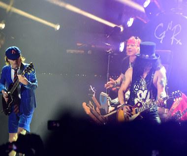Guns N' Roses podczas Coachella Valley Music And Arts Festival - 16 kwietnia 2016