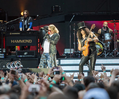 Guns N' Roses w Gdańsku: Trochę cierpliwości
