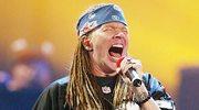 Guns N'Roses: Wokalista kontra diler
