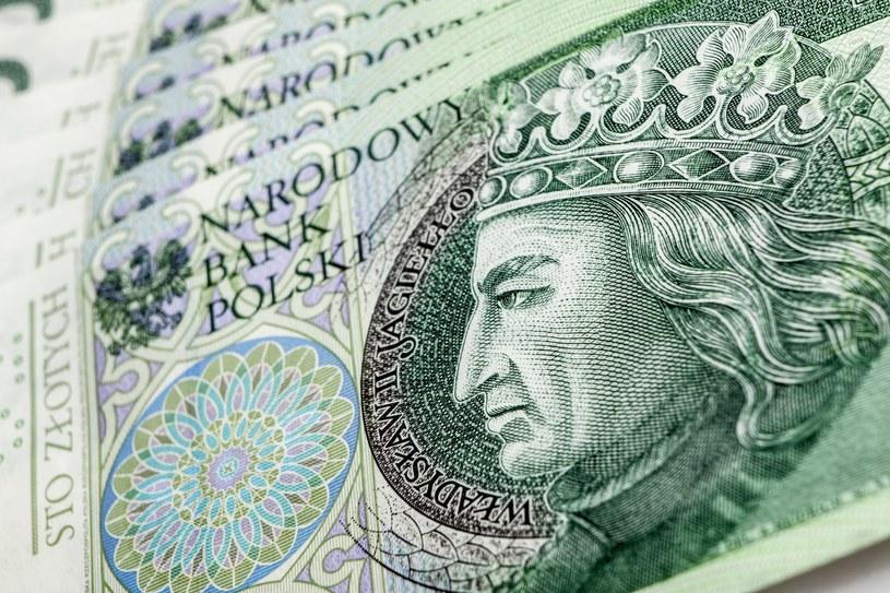 GUS: Płace wyhamowały /123RF/PICSEL