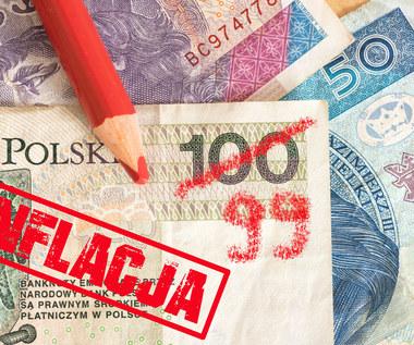 GUS podał najnowsze dane o inflacji