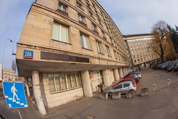 GUS - siedziba w Warszawie. Fot. Andrzej Bogacz /FORUM
