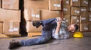 GUS: W ubiegłym roku zarejestrowano ponad 88 tysięcy wypadków przy pracy