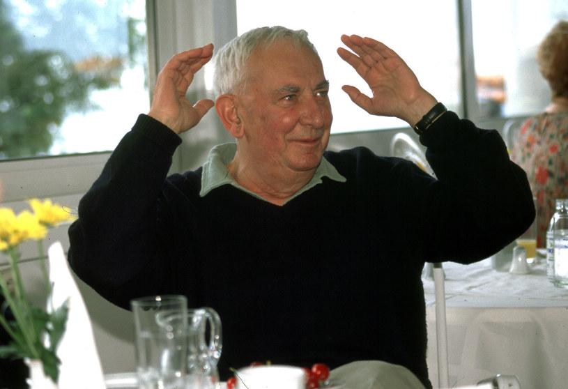 Gustaw Holoubek, fot. Marcin Michalski /Agencja FORUM