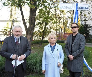 Gustaw Holoubek ma swój skwer w Krakowie