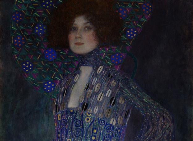 Gustaw Klimt, Portet Emilie Flöge /materiały prasowe