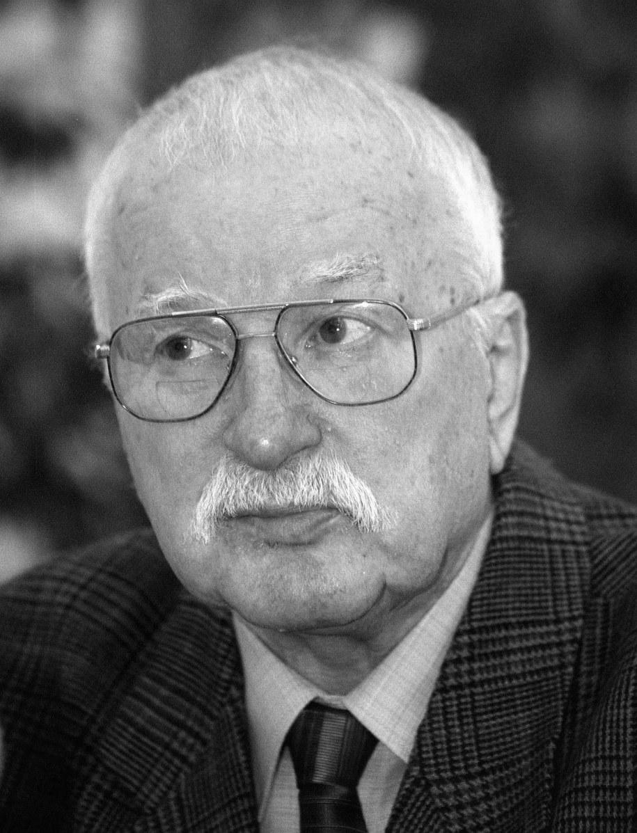 Gustaw Lutkiewicz /PAP/Piotr Rybarczyk  /PAP