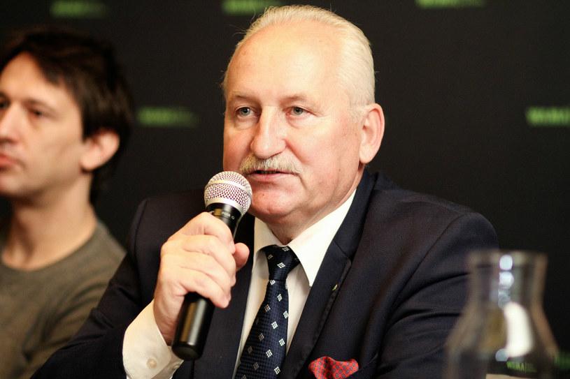 Gustaw Marek Brzezin - zdjęcie archiwalne /Artur Szczepanski/REPORTER /East News