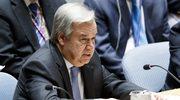 Guterres: Za sprawą Syrii wróciła zimna wojna