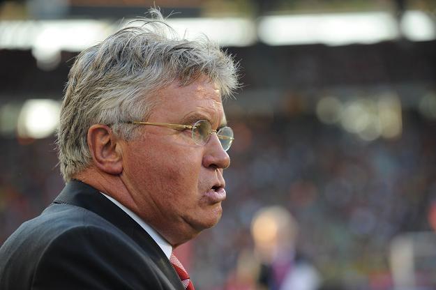 Guus Hiddink /AFP
