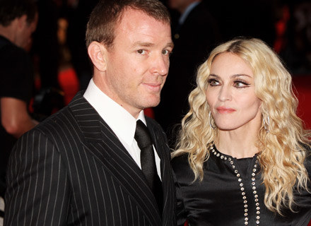 Guy Ritchie i Madonna - fot. Dave Hogan /Getty Images/Flash Press Media