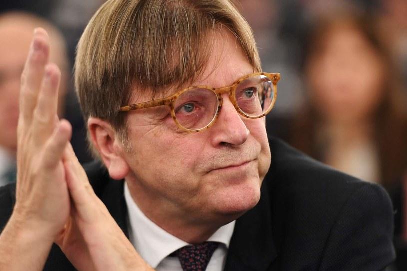 Guy Verhofstadt / FREDERICK FLORIN /AFP