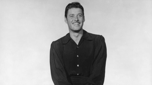 Guy Williams jako Zorro /Hulton Archive /Getty Images