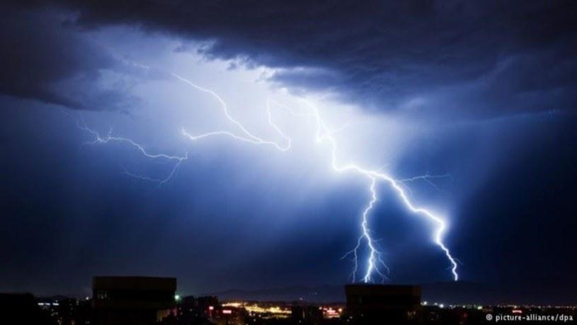 Gwałtowne burze i oberwania chmury przeszły w ostatnich dniach przez Niemcy /Deutsche Welle