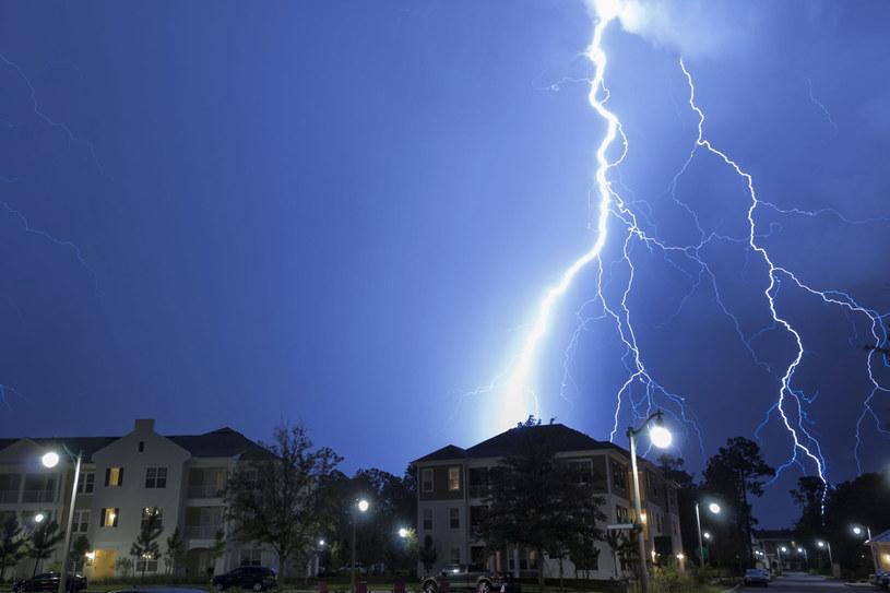 Gwałtowne burze mogą wystąpić w całym kraju, zdj. ilustracyjne /123RF/PICSEL