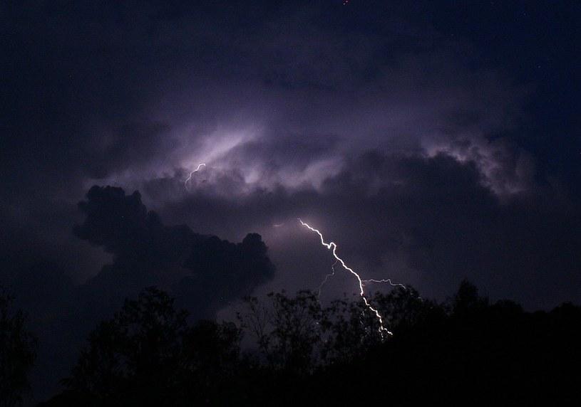 Gwałtowne burze przejdą w nocy nad Polską /Wojciech Zatwarnicki /Reporter