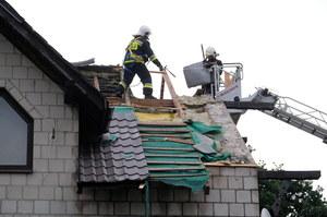 Gwałtowne burze przeszły nad Polską. IMGW wydało kolejne ostrzeżenia