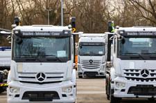 Gwałtowny wzrost sprzedaży ciężarówek