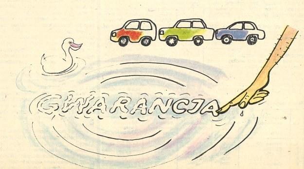 gwarancja /Motor