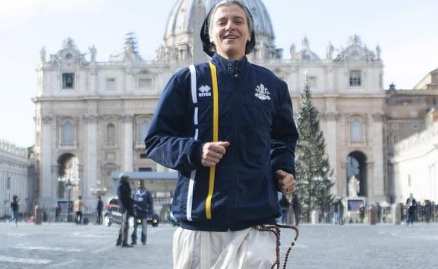Gwardziści, księżą, zakonnice. Watykan stworzył kadrę lekkoatletyczną