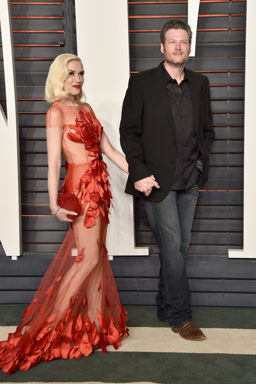 Gwen Stefani i Blake Shelton /Pascal Le Segretain /Getty Images