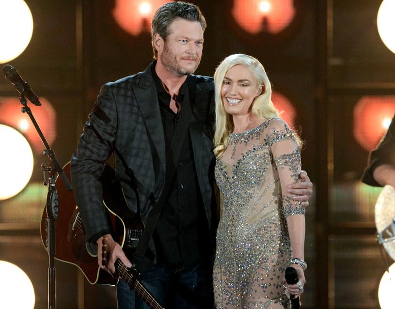Gwen Stefani i Blake Shelton /Getty Images