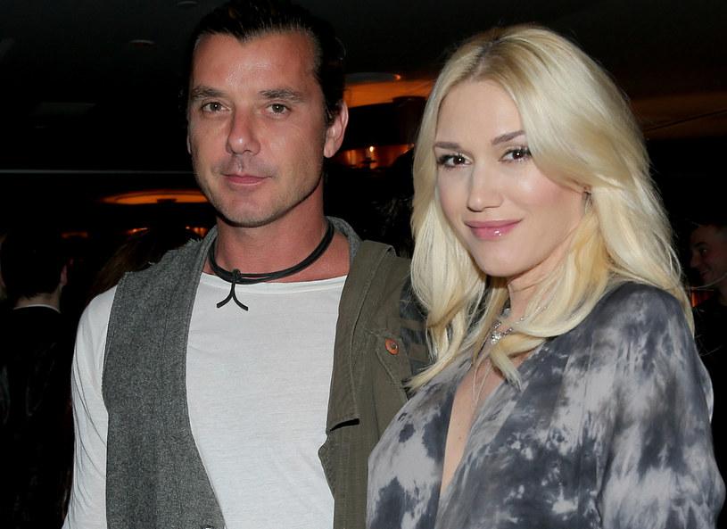 Gwen Stefani i Gavin Rossdale - jeszcze razem /Getty Images
