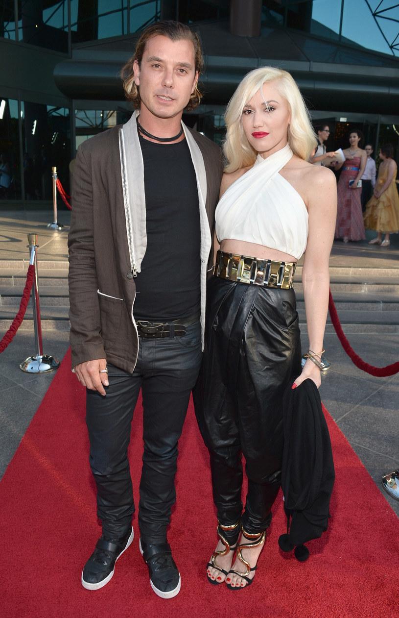 Gwen Stefani i  Gavin Rossdale /Getty Images/Flash Press Media