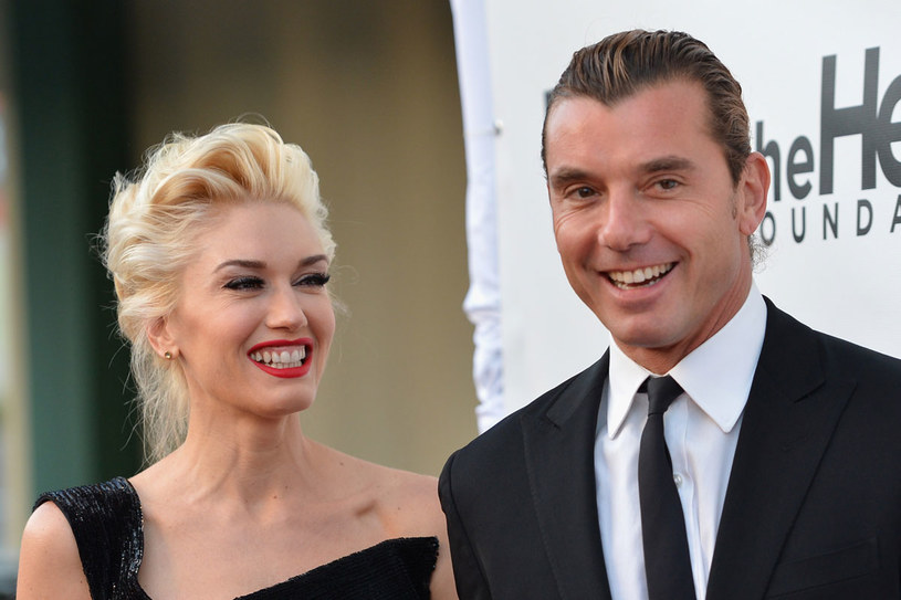 Gwen Stefani i Gavin Rossdale /Getty Images