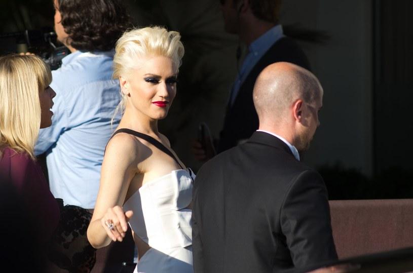 Gwen Stefani jest fanką czerwonych ust /123RF/PICSEL