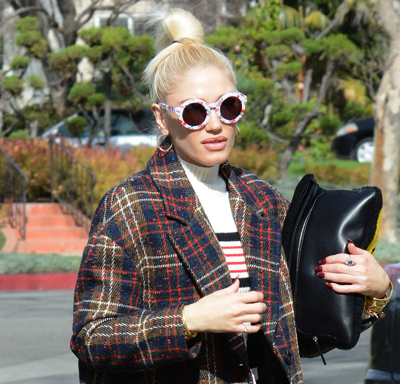 Gwen Stefani jest fanką ekstrawaganckich modeli /Patron/Broadimage/Broad Image/East News /East News