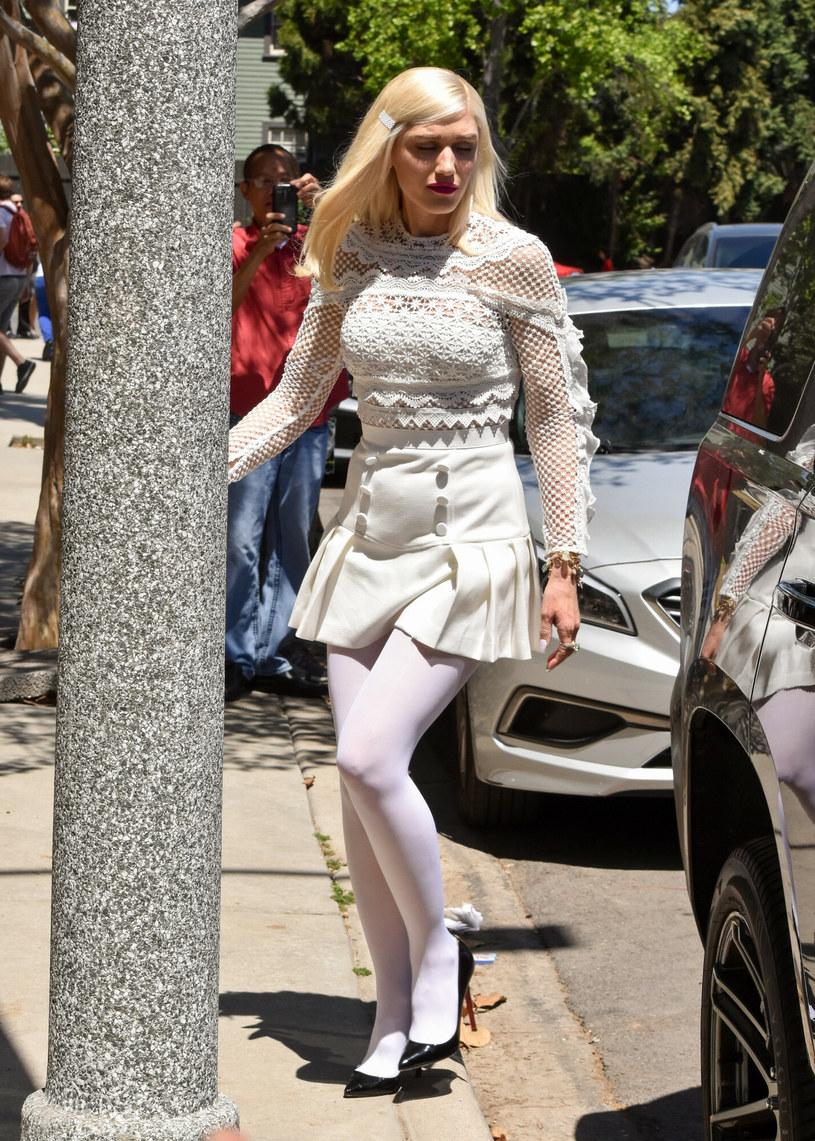 Gwen Stefani nie boi się odważnych połączeń /BGO15/Bauergriffin.com/EastNews /East News