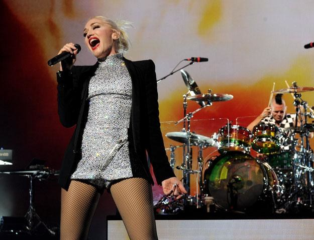 Gwen Stefani (No Doubt) jest wkurzona fot. Kevin Winter /Getty Images/Flash Press Media