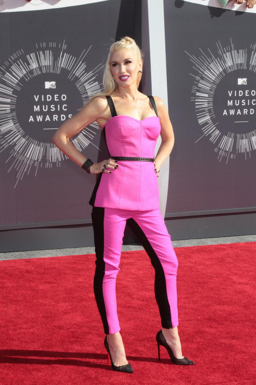 Gwen Stefani podczas MTV Video Music Awards /Adam Orchon/ Sipa USA /East News