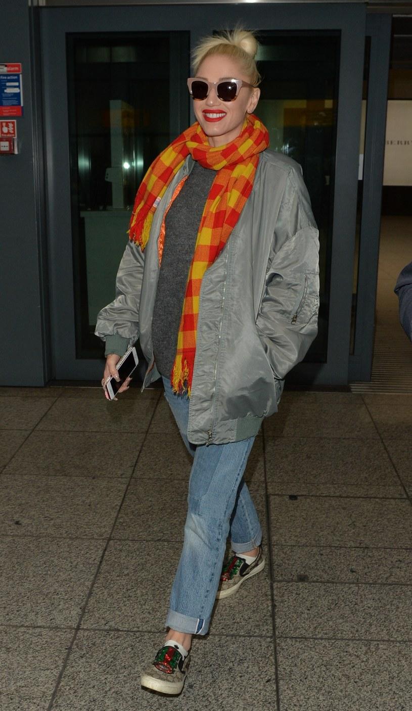 Gwen Stefani ponad wszystko ceni sobie wygodę /East News