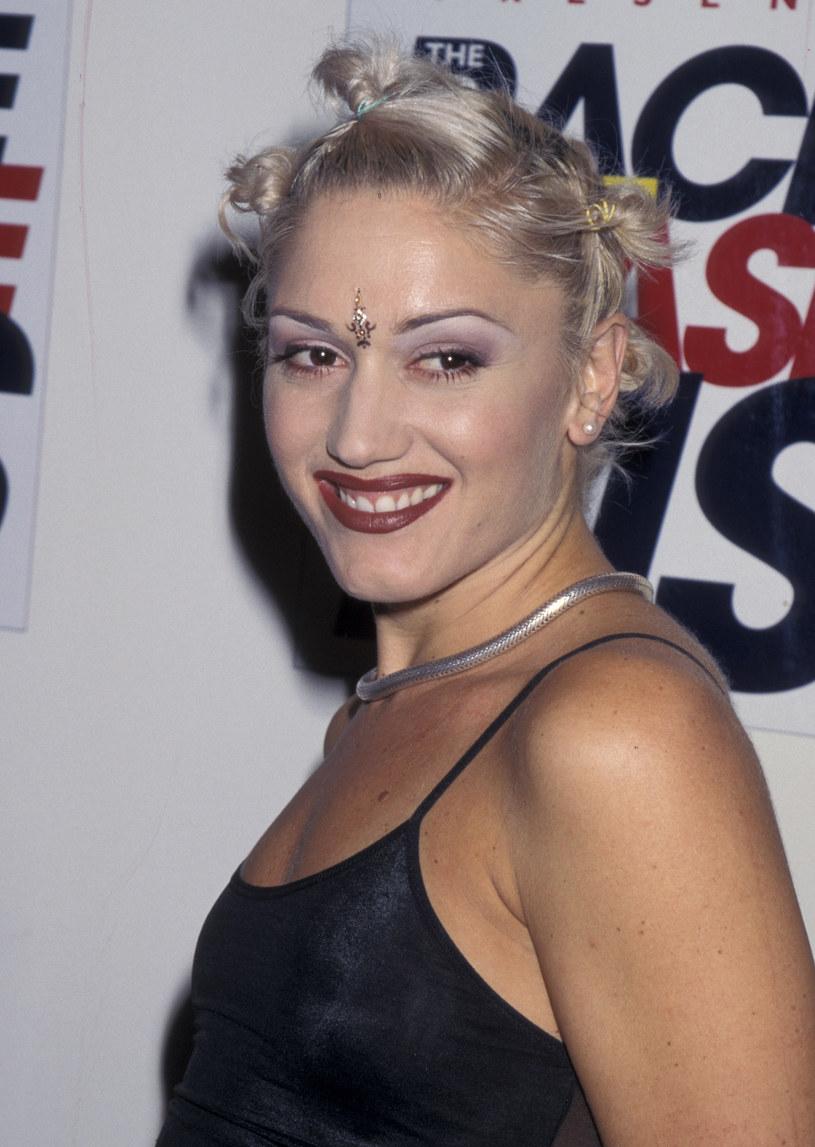 Gwen Stefani w 1997 roku /Jim Smeal /Getty Images