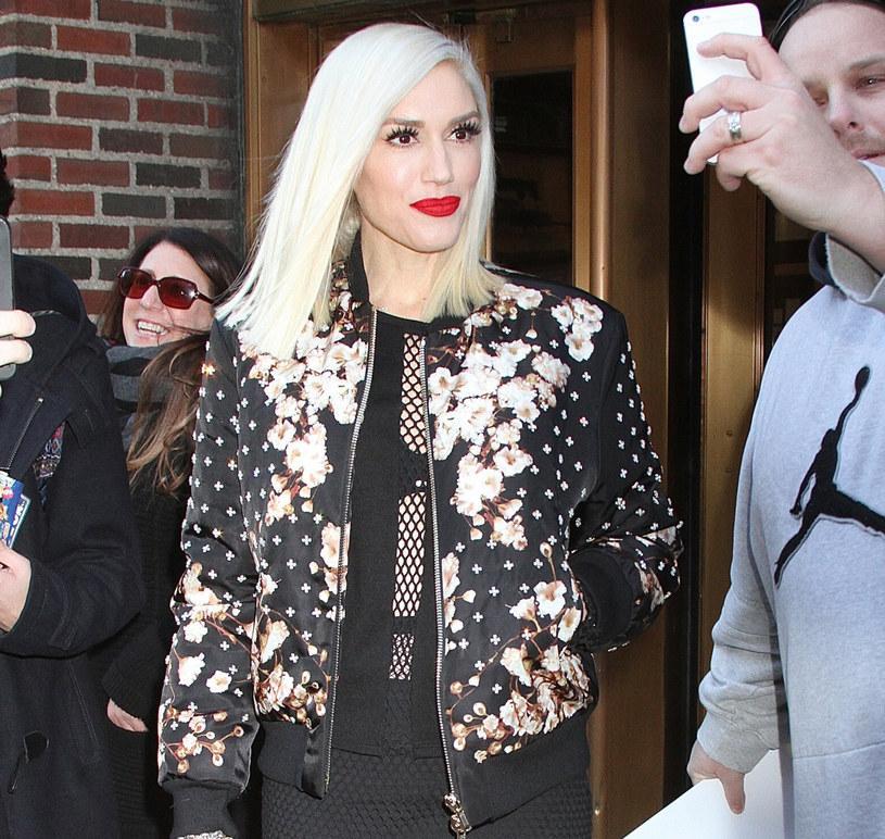 Gwen Stefani znana jest ze swoich ekscentrycznych stylizacji /Fortunata / Splash News/EAST NEWS /East News