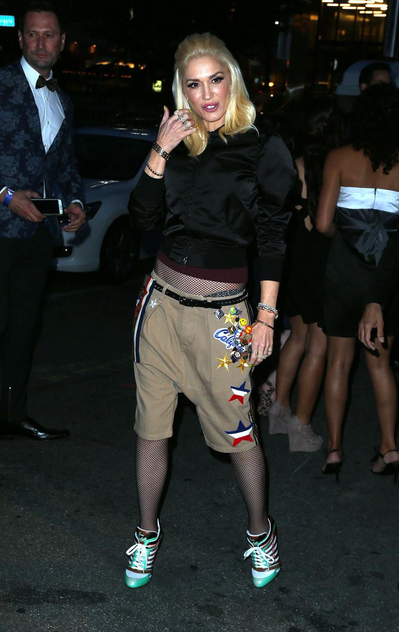 Gwen Stefani /Frederick M. Brown /Getty Images