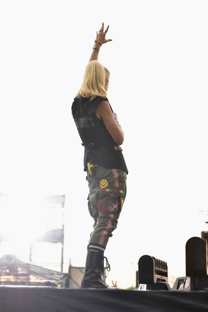 Gwen Stefani /Noam Galai /Getty Images