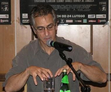 Gwiazda filmu Clooney'a w Warszawie