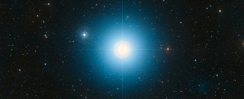 Gwiazda Fomalhaut /NASA