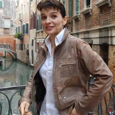 Gwiazda francuskiego kina - Juliette Binoche /AFP