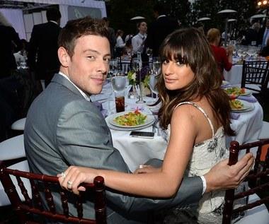 """Gwiazda """"Glee"""" w hołdzie zmarłemu partnerowi"""