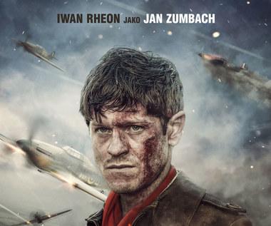 """Gwiazda """"Gry o tron"""" jako Jan Zumbach z Dywizjonu 303"""