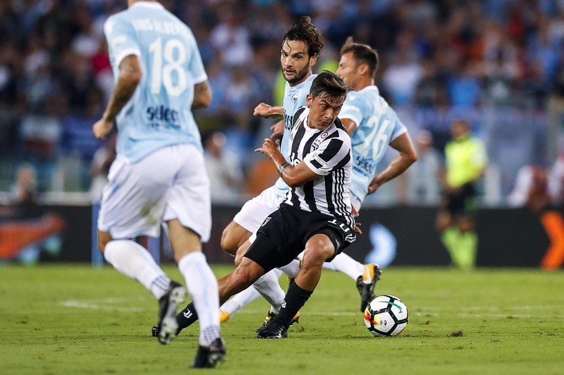 Gwiazda Juventusu Paulo Dybala /PAP/EPA